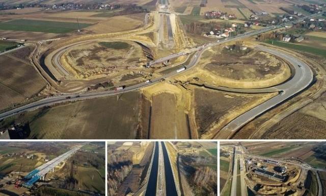Rok 2020 był rokiem inwestycji drogowych w Małopolsce