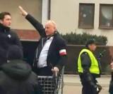 Piotr Rybak hajlował podczas Marszu Pamięci Żołnierzy Wyklętych w Hajnówce? [ZDJĘCIA, WIDEO]