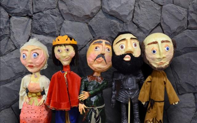 """Kujawsko-Pomorskie Centrum Kultury zaprasza na autorski spektakl teatru lalek na motywach legendy o """"Księciu Popielu, którego zjadły myszy"""""""