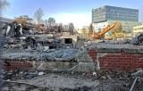 Budynek redakcji Gazety Krakowskiej całkowicie wyburzony [ZDJĘCIA]