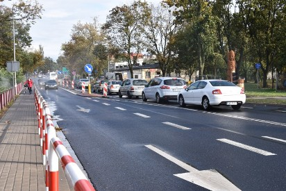Września ulica Daszyńskiego - przygotujcie się na utrudnienia
