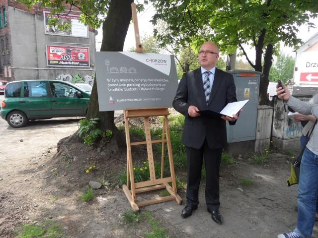 To mieszkańcy zdecydowali na co przeznaczyć pieniądze. Budżet obywatelski pojawił się w tym roku po raz pierwszy w Chorzowie.