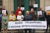 Legnica: Dzień Solidarności z Represjonowanymi Sędziami w Polsce