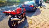 Gliwice: Szalony rajd motocyklisty na DTŚ. Jechał 159 km/h, czasami bez trzymania kierownicy...