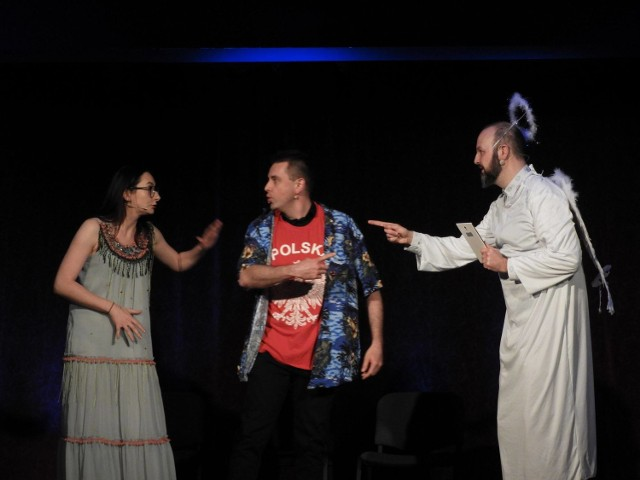 Kabaret K2 w GOK Piaski