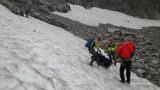 Tatry Słowackie. Ratownicy górscy znaleźli ciało 24-letniego turysty z Polski