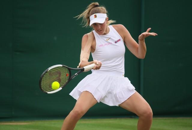 Sztandarową tenisistką GKT Nafta Zielona Góra jest Martyna Kubka.