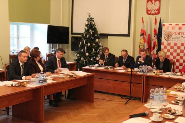 Radni uchwalili największy budżet powiatu kaliskiego od lat