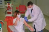 Szczepienia przeciwko Covid - 19. Pierwsza osoba w Polsce została szczepiona