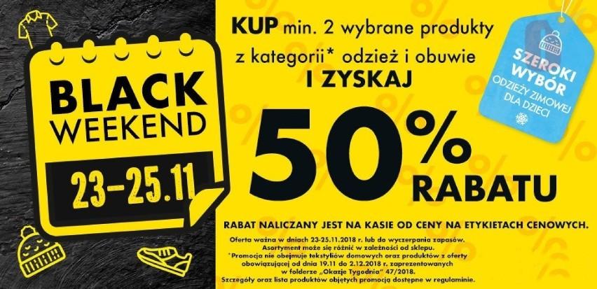 Black Friday 2018 w Biedronce. Promocje na Black Friday w Biedronce