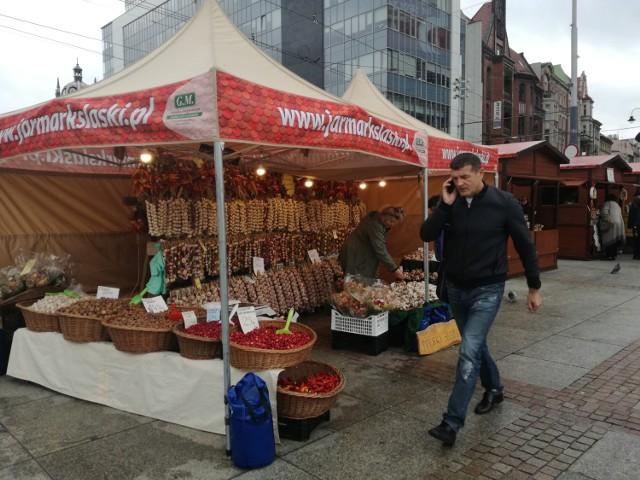 Festiwal Miodu na rynku w Katowicach