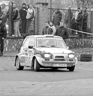 W niedzielę znów odbędą się zawody Rally Sprint.
