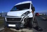 Wypadek! Dwa samochody zderzyły się we wtorek około 11:00 [ZDJĘCIA]