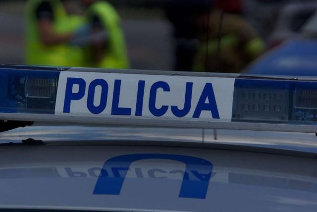 Policyjny pościg w Kaliszu. 30-letni mężczyzna z zarzutami