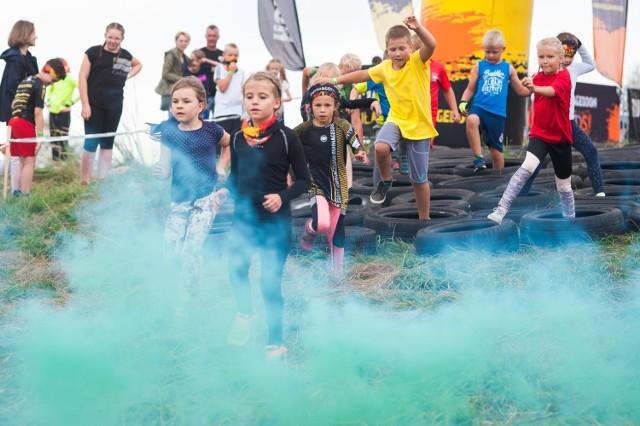 Runmageddon Kids. Jak dzieci poradziły sobie z torem przeszkód?