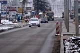 Ul. Kolbego w Oświęcimiu od 8 kwietnia w części zamknięty dla ruchu. Kierowcy uważajcie, są objazdy w związku z przebudową drogi [ZDJĘCIA]