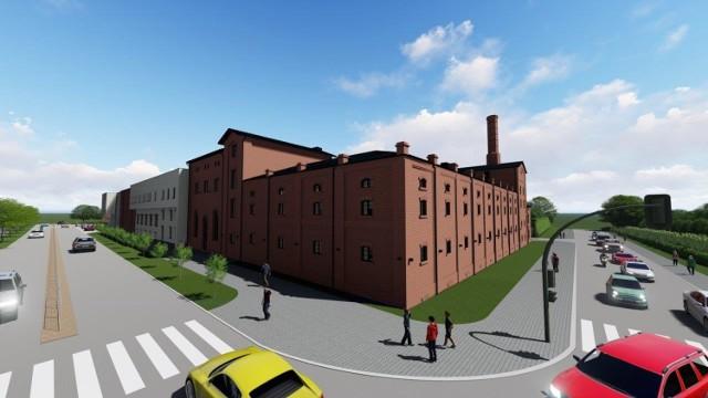 W środę zaprezentowano postęp prac na placu budowy Ostrowieckiego Browaru Kultury. Jedną z instytucji, która będzie się tam mieścić jest Miejska Biblioteka Publiczna.  >>> ZOBACZ WIĘCEJ NA KOLEJNYCH ZDJĘCIACH
