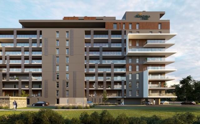 Osiedle Francuska Park zostanie rozbudowane. Powstanie nowy apartamentowiec ze 178 mieszkaniami
