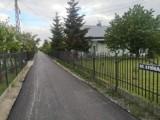 Koniec przebudowy ul. Leśnej w Gałkowie Małym. Droga została utwardzona