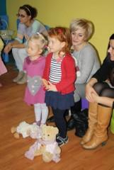 Kreatywna Kraina Malucha: Dzieci obchodziły urodziny pluszowego misia
