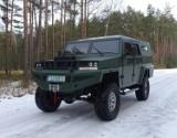 Nowy samochód z Polski. Tak prezentuje się Autobox Honker AH 20.44
