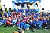 10. urodziny klubu Body Mors w Tarnobrzegu. Zimna kąpiel, dobry gest i zabawa [ZDJĘCIA]