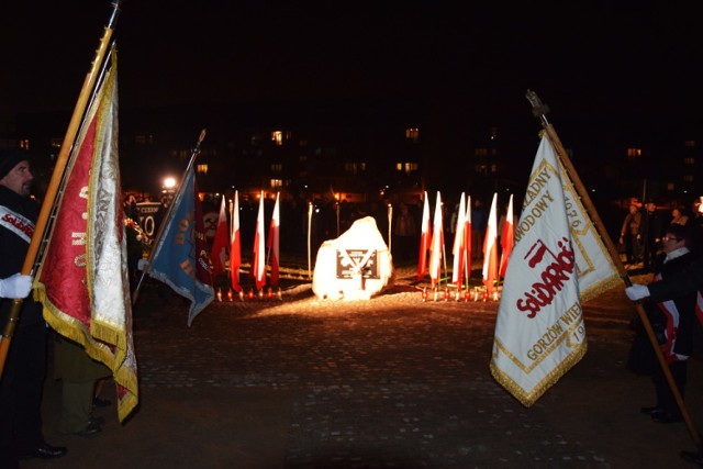 Gorzowianie uczcili Pamięć Żołnierzy Wyklętych.