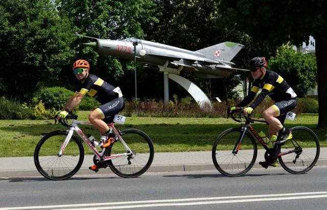 """II Wyścig Kolarski """"188"""" w Debrznie"""