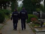 Policja ostrzega, nie daj się okraść na cmentarzu!