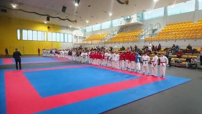 Mistrzostwa Młodzików Polskiej Unii Karate: Wrześnianie przywożą kolejne medale do kompletu