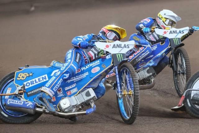 Bartosz Zmarzlik, żużlowiec Stali Gorzów, zajął piąte miejsce w drugim turnieju Grand Prix Czech w Pradze.