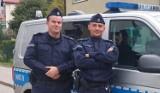 Policjanci z Gdańska uratowali wyziębionego mężczyznę. Zaginiony 70-latek był pacjentem szpitala