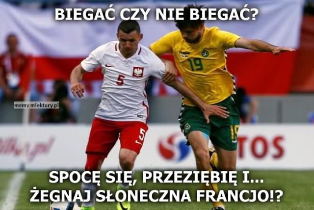 Polska - Niemcy. Internauci przygotowują się na mecz [MEMY]