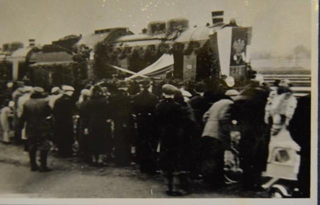 88 lat temu pierwszy pociąg w Karsznicach