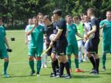 Złoty Kościan i pretensje do sędziego na meczu Leśnika Margonin ze Spartą Oborniki.