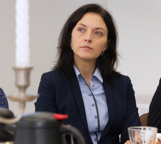 Joanna Łukawska odchodzi z pracy w grudziądzkim ratuszu