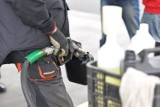Czchów. Próbował skraść paliwo na stacji benzynowej. Nie przypuszczał, że robi to na oczach policjanta