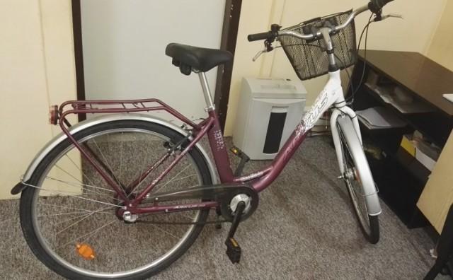 Skradziony rower wróci teraz do prawowitego właściciela
