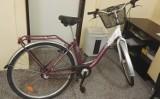 Skradziony rower odzyskany przez dzielnicową z Brańska