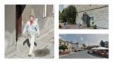 Ulica Komorowskich i Rynek w Żywcu 10 lat temu