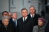 Prezydent Duda w Wieluniu. Dziś 82. rocznica wybuchu drugiej wojny światowej