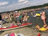 Tysiące ludzi wypoczywają nad zalewami w Kobylej Górze i w Stradomi Wierzchniej [ZDJĘCIA]