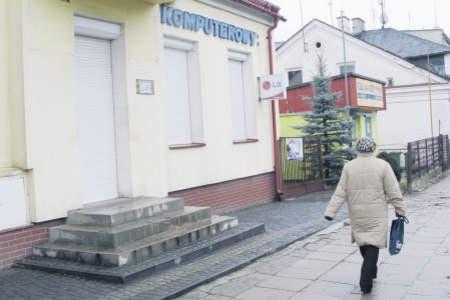 Ciechanowscy radni zdecydują, czy przy ul. PUL 29 powstanie salon gier, foto: Edyta Szewczyk