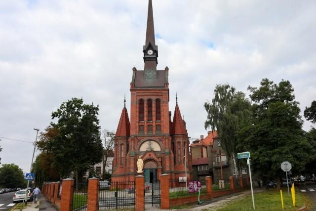 Parafia pw. św. Józefa na Pomorzanach w Szczecinie, gdzie pobito księdza.
