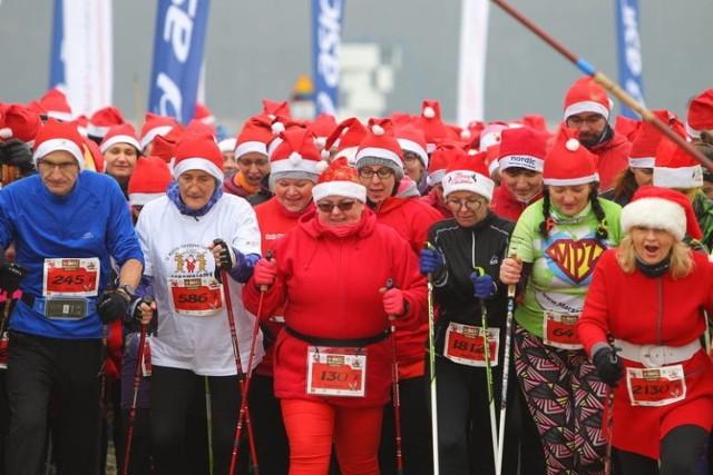 Bieg Mikołajkowy to jedno z najważniejszych wydarzeń biegowych Poznania na przełomie roku
