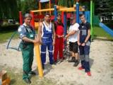 Oświęcim. Młodzi Niemcy i Polacy wspólnie pracują, bawią się i zwiedzają [ZDJĘCIA]