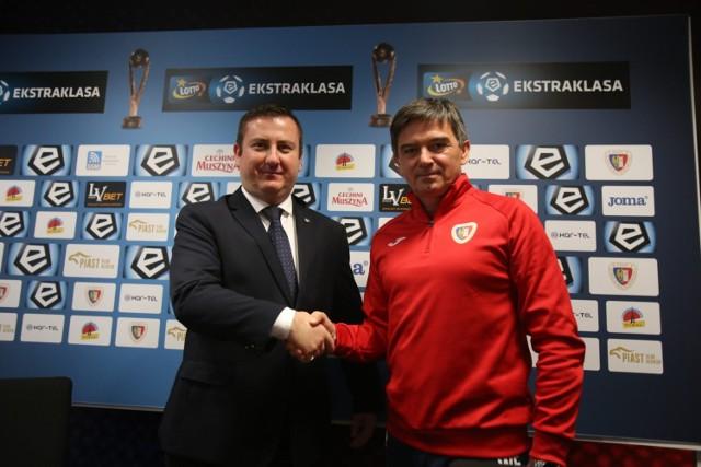 Paweł Żelem ostatnio był prezesem Piasta Gliwice, do którego sprowadził trenera Waldemara Fornalika