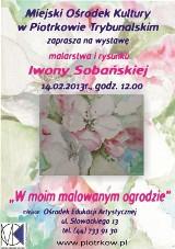 OEA w Piotrkowie zaprasza na wystawę malarstwa i rysunku