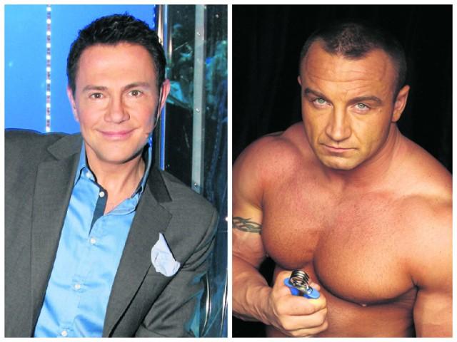 Krzysztof Ibisz, prezenter telewizyjny, dał się poznać jako zwolennik operacji plastycznych i dbałości o codzienny wygląd. Mariusz Pudzianowski, były strongmen, reprezentuje cechy fizyczne, które długo były postrzegane jako typowo męskie
