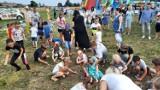 Tak bawili się najmłodsi z gminy Lisków podczas wakacyjnego weekendu. ZDJĘCIA